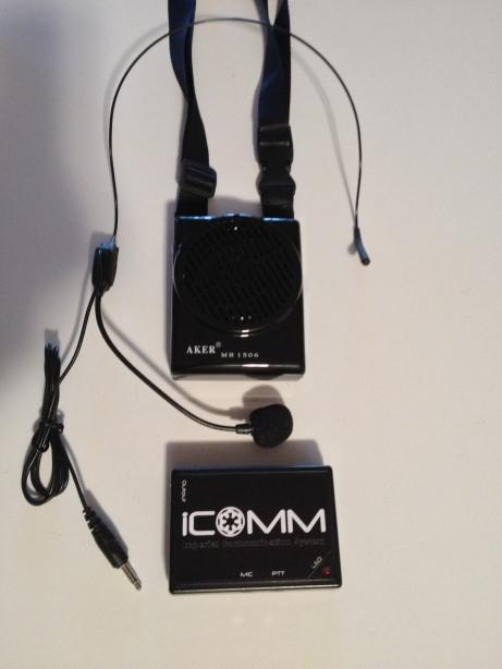 iComm Unit