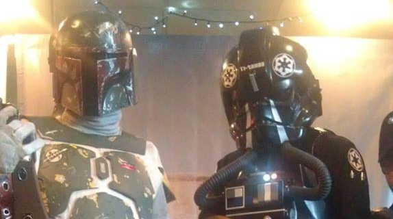 Star Wars Night at the Hop